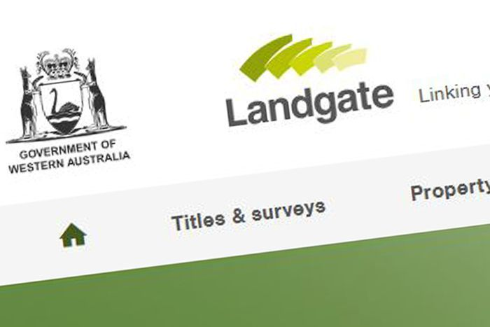 Landgate Website